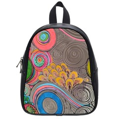 Rainbow Passion School Bags (small)