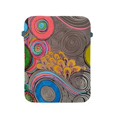 Rainbow Passion Apple Ipad 2/3/4 Protective Soft Cases by SugaPlumsEmporium
