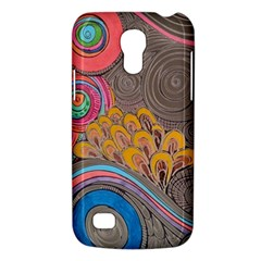 Rainbow Passion Galaxy S4 Mini by SugaPlumsEmporium