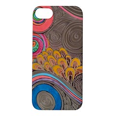 Rainbow Passion Apple Iphone 5s/ Se Hardshell Case by SugaPlumsEmporium
