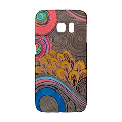 Rainbow Passion Galaxy S6 Edge by SugaPlumsEmporium