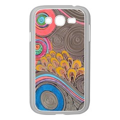 Rainbow Passion Samsung Galaxy Grand Duos I9082 Case (white) by SugaPlumsEmporium