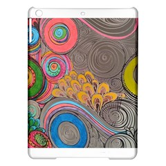 Rainbow Passion Ipad Air Hardshell Cases by SugaPlumsEmporium
