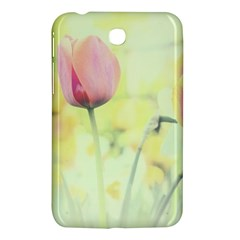 Softness Of Spring Samsung Galaxy Tab 3 (7 ) P3200 Hardshell Case  by TastefulDesigns