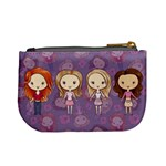 Mean CutiEs Coin Change Purse Back