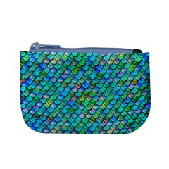 Mermaid Scales Coin Change Purse by Ellador