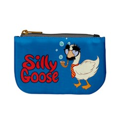 Silly Goose Coin Change Purse by Ellador