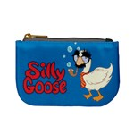 Silly Goose Coin Change Purse Front