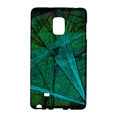 Weathered Galaxy Note Edge by SugaPlumsEmporium