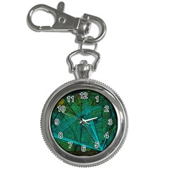 Weathered Key Chain Watches by SugaPlumsEmporium