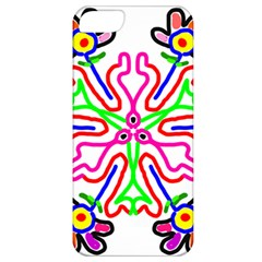 The Flower Pods Apple Iphone 5 Classic Hardshell Case by SugaPlumsEmporium