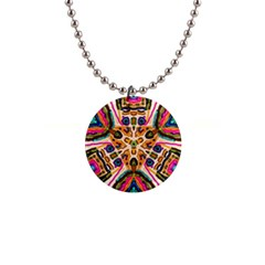 Ethnic You Collecition Button Necklaces