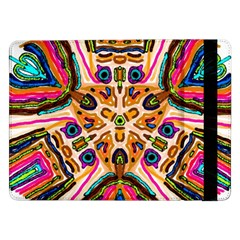 Ethnic You Collecition Samsung Galaxy Tab Pro 12 2  Flip Case