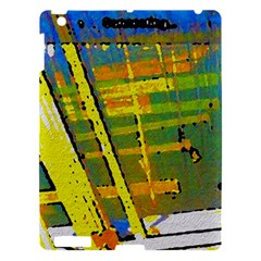Petty In Yellow Apple Ipad 3/4 Hardshell Case by SugaPlumsEmporium