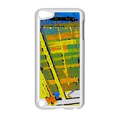 Petty In Yellow Apple Ipod Touch 5 Case (white)