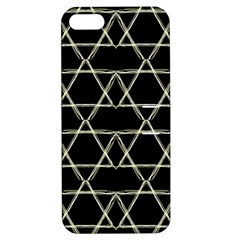 Star Of David   Apple Iphone 5 Hardshell Case With Stand