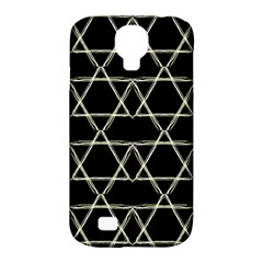 Star Of David   Samsung Galaxy S4 Classic Hardshell Case (pc+silicone) by SugaPlumsEmporium