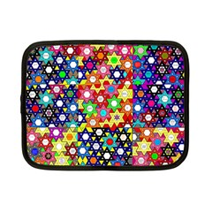 Star Of David Netbook Case (small)