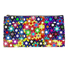 Star Of David Pencil Cases by SugaPlumsEmporium