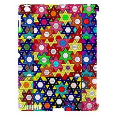 Star Of David Apple Ipad 3/4 Hardshell Case (compatible With Smart Cover) by SugaPlumsEmporium