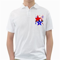 The Patriot Usa Golf Shirts