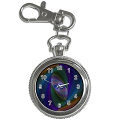 Eye Of The Galactic Storm Key Chain Watches by StuffOrSomething