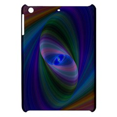 Eye Of The Galactic Storm Apple Ipad Mini Hardshell Case by StuffOrSomething