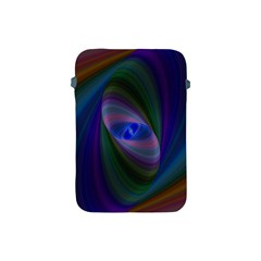 Eye Of The Galactic Storm Apple Ipad Mini Protective Soft Cases by StuffOrSomething
