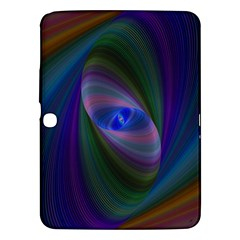 Eye Of The Galactic Storm Samsung Galaxy Tab 3 (10 1 ) P5200 Hardshell Case  by StuffOrSomething