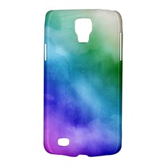 Rainbow Watercolor Galaxy S4 Active by StuffOrSomething