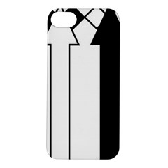 Funny Black and White Stripes Diamonds Arrows Apple iPhone 5S/ SE Hardshell Case