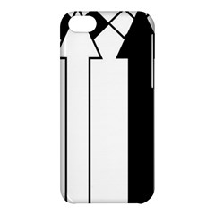 Funny Black and White Stripes Diamonds Arrows Apple iPhone 5C Hardshell Case