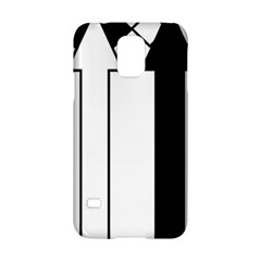 Funny Black and White Stripes Diamonds Arrows Samsung Galaxy S5 Hardshell Case