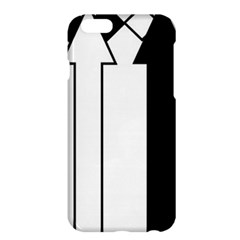 Funny Black and White Stripes Diamonds Arrows Apple iPhone 6 Plus/6S Plus Hardshell Case