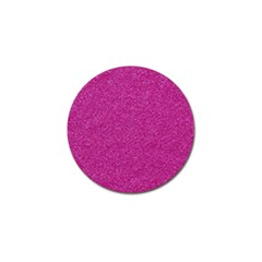 Metallic Pink Glitter Texture Golf Ball Marker (10 Pack) by yoursparklingshop