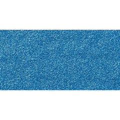Festive Blue Glitter Texture You Are Invited 3d Greeting Card (8x4)  by yoursparklingshop