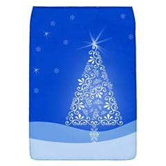 Blue White Christmas Tree Flap Covers (s)  by yoursparklingshop