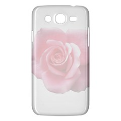 Pink White Love Rose Samsung Galaxy Mega 5 8 I9152 Hardshell Case  by yoursparklingshop