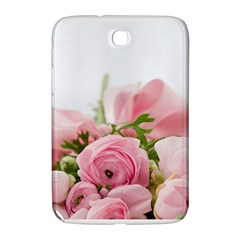Romantic Pink Flowers Samsung Galaxy Note 8 0 N5100 Hardshell Case  by yoursparklingshop