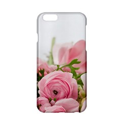 Romantic Pink Flowers Apple Iphone 6/6s Hardshell Case by yoursparklingshop