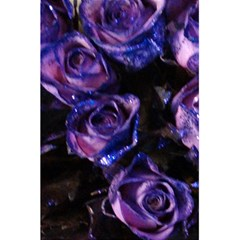 Purple Glitter Roses Valentine Love 5 5  X 8 5  Notebooks by yoursparklingshop