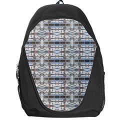 Geometric Diamonds Backpack Bag by yoursparklingshop