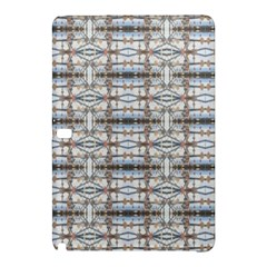 Geometric Diamonds Samsung Galaxy Tab Pro 10 1 Hardshell Case by yoursparklingshop