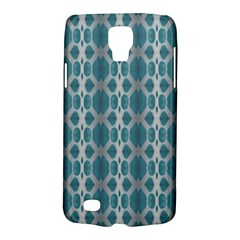 Tropical Blue Abstract Ocean Drops Galaxy S4 Active by yoursparklingshop