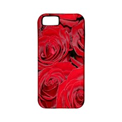 Red Roses Love Apple Iphone 5 Classic Hardshell Case (pc+silicone) by yoursparklingshop