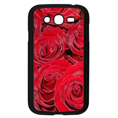 Red Roses Love Samsung Galaxy Grand Duos I9082 Case (black) by yoursparklingshop