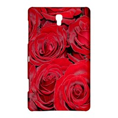 Red Roses Love Samsung Galaxy Tab S (8 4 ) Hardshell Case  by yoursparklingshop