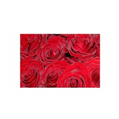 Red Roses Love Satin Wrap by yoursparklingshop