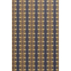 Black Brown Gold Stripes 5 5  X 8 5  Notebooks by yoursparklingshop