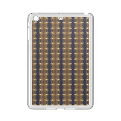 Black Brown Gold Stripes Ipad Mini 2 Enamel Coated Cases by yoursparklingshop